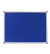Premium Blue Fabric Office Pin board