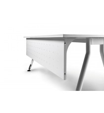 Vee Single Desk