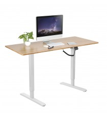 Height Adjustable Desk - 2 Stage Lift