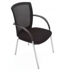 Zen Mesh Back Chair 4 leg