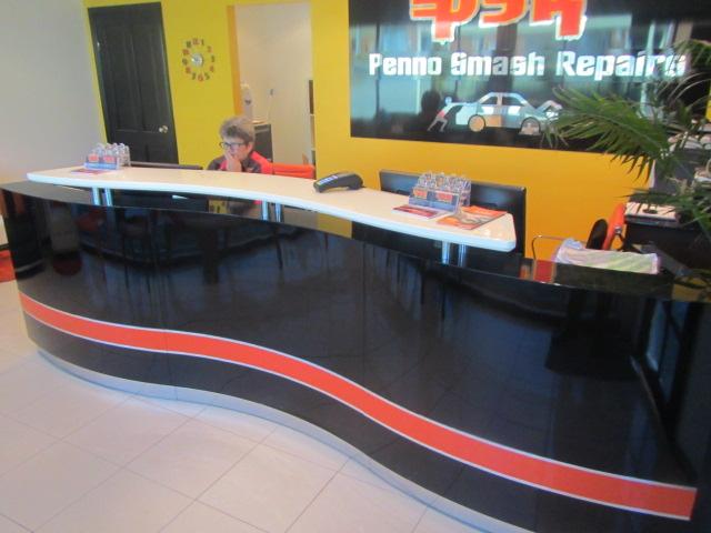 office plan interiors